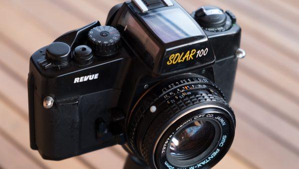 Classic Camera | Revue Solar 100 aka Ricoh XR Solar