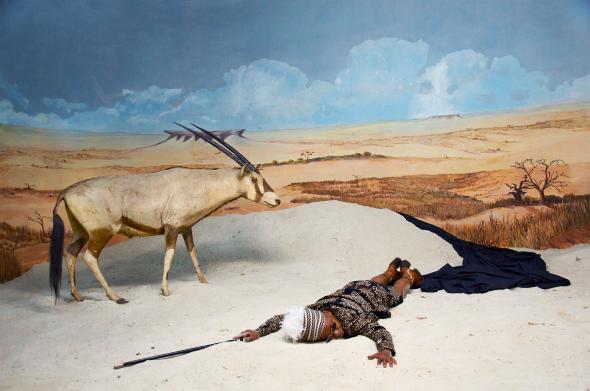 Risultati immagini per In the Days of a Dark Safari Kiluanji Kia Henda