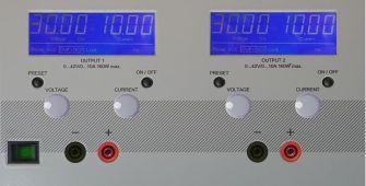 New power supply units lab Full flexible energy