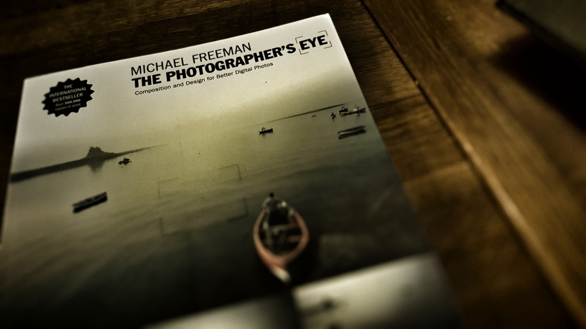 The Photographer's eye. A book by Michael Freeman.