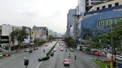 タイ王国バンコクのMBK