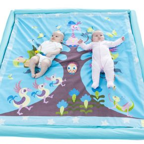 Tree Top Tango Baby Play Mat