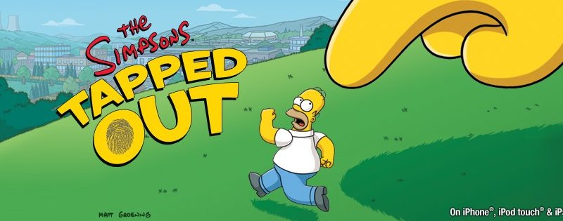 """iOS REVIEW: THE SIMPSONS """"TAPPED OUT"""""""