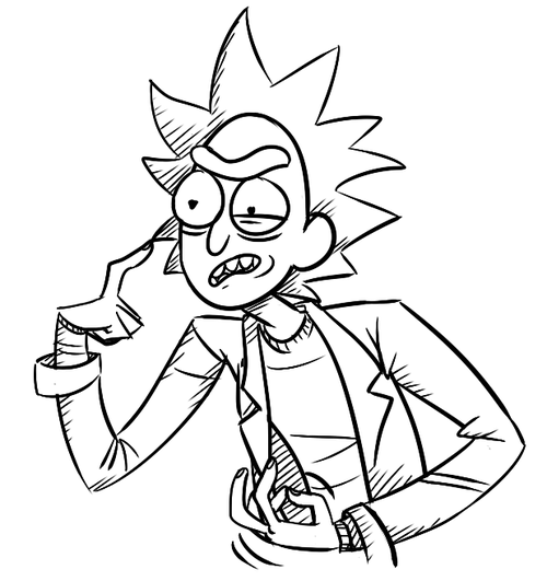 """» Our Ten Favorite """"Rick and Morty"""" Tumblrs"""