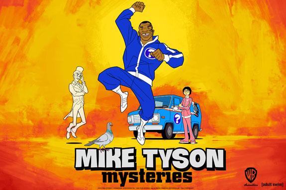10) Mike Tyson Mysteries (tie)