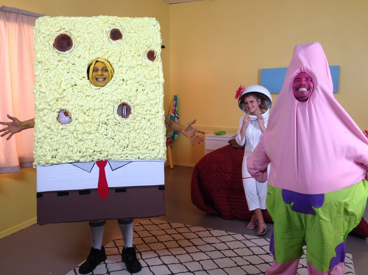 SpongeBob Porn Parody Has a Sequel  Bubbleblabber