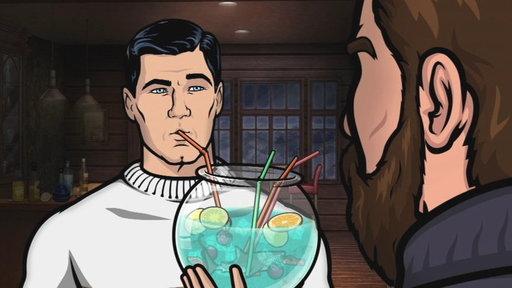 Archer drink