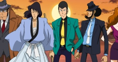 """English Dub Review: Lupin the Third: Part V """"Thief and Thief"""""""