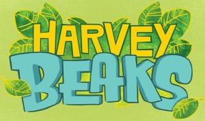 10) Harvey Beaks