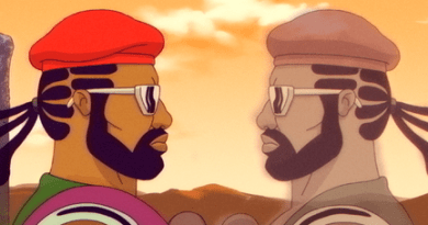 Major Lazer Joins Fortnite In Ode To The Excellent Animated Series