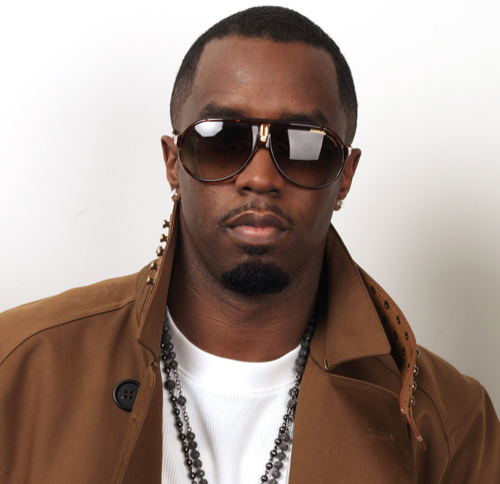 Diddy - Dirty Money - Portrait Session