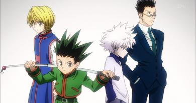 DVD Review: Hunter X Hunter Volume 6