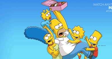 """Review: The Simpsons """"The Fat Blue Line"""""""