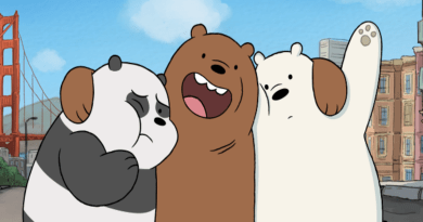"Review: We Bare Bears ""Fire!"" ; ""Ranger Norm"""