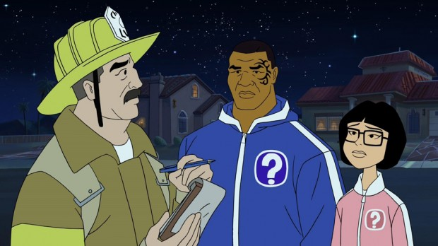 Review Mike Tyson Mysteries Help A Brother Out Bubbleblabber