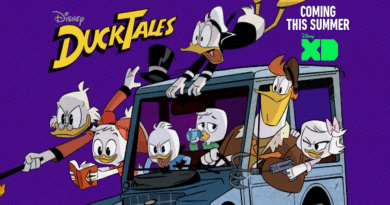 "Review: DuckTales ""The Missing Links of Moorshire!"""
