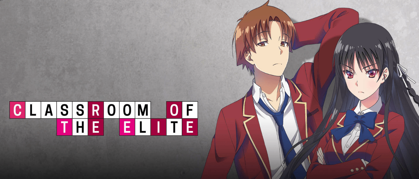 """English Dub Review: Classroom of the Elite """"Man is Condemned to be Free"""""""