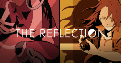 """English Dub Review: The Reflection """"White Sands"""""""