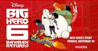 "Review: Big Hero 6 The Series ""Baymax Returns Part I & II"""