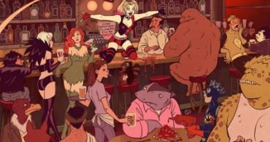 'Harley Quinn' Animated Series Headed To DC Digital