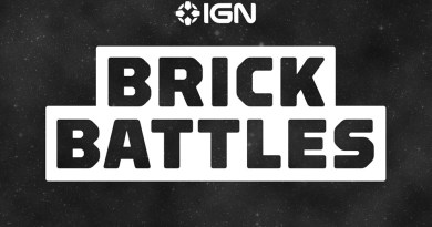 "IGN's Brick Battles Is Like A Lo-Fi Alternative To ""Robot Chicken"""