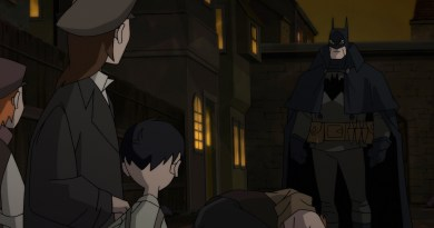 "New Trailer And Stills Released For ""Gotham By Gaslight"""
