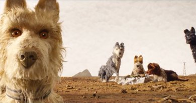 In Theaters Today 3/23/18: Isle of Dogs