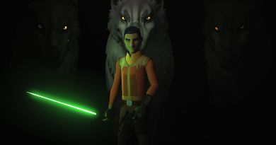 Star Wars Rebels Season Four Home Release Details Revealed