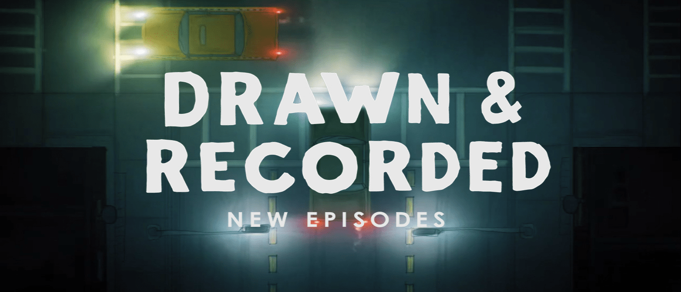 Review: Drawn & Recorded S1Ep4