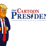 """Review: Our Cartoon President """"Militarization"""""""