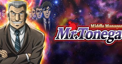 "English Dub Review: Mr. Tonegawa: Middle Management Blues ""Binge"""