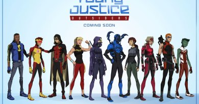 """DC Universe Reveals """"Young Justice: Outsiders"""" Release Date!"""