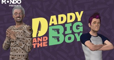 """Review: Daddy And The Big Boy """"Chores and Punishment"""""""