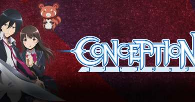 """English Dub Review: Conception """"Please Be My Chikuwa!"""""""