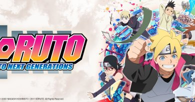 Blu-Ray Review: Boruto Naruto Next Generations Set 2