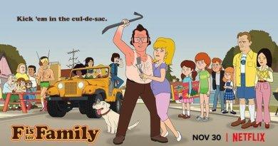 Netflix Details Original Adult Animation Lineup For Rest of 2018