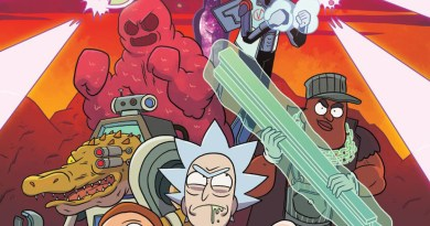 Comic Review: Rick and Morty #44