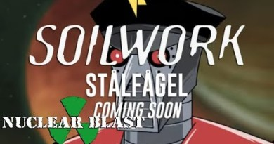 Soilwork Teases New Animated Music Video