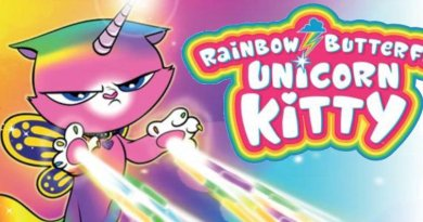 Rainbow Butterfly Unicorn Kitty Heading To Prime-time For Nicktoons