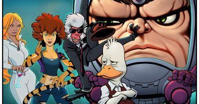"Kevin Smith Begins Detailing Cast/Characters For ""Howard the Duck"""