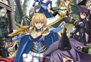 "English Dub Review: Million Arthur ""Into the Rebel Future"""