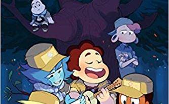"Comics Review: Steven Universe ""Camp Pining Play"