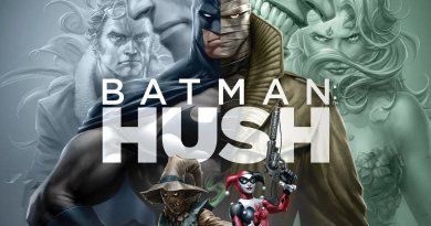 Batman: Hush Home Release Moved Up A Week