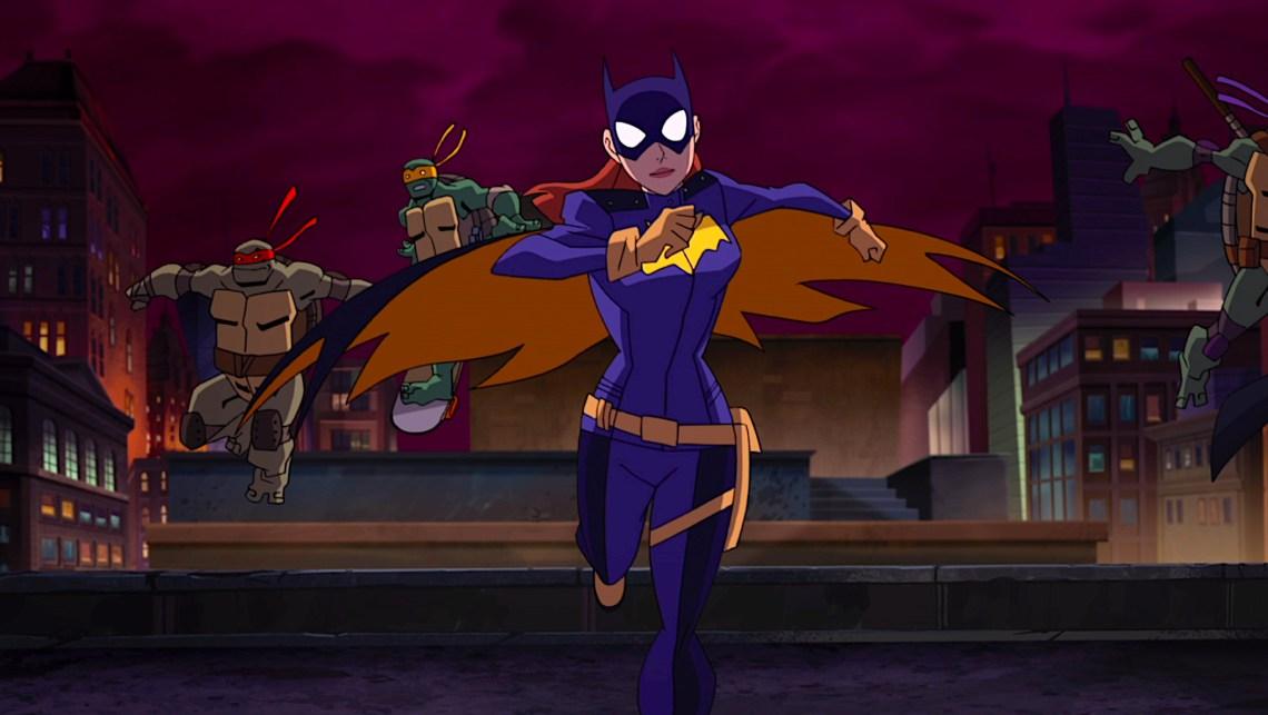 Batman-TMNT Batgirl rooftop.jpg