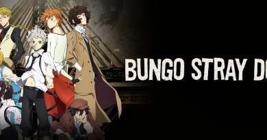 """English Dub Review: Bungo Stray Dogs """"God of Fire"""""""