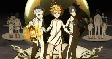 "English Dub Review: The Promised Neverland ""130146"""