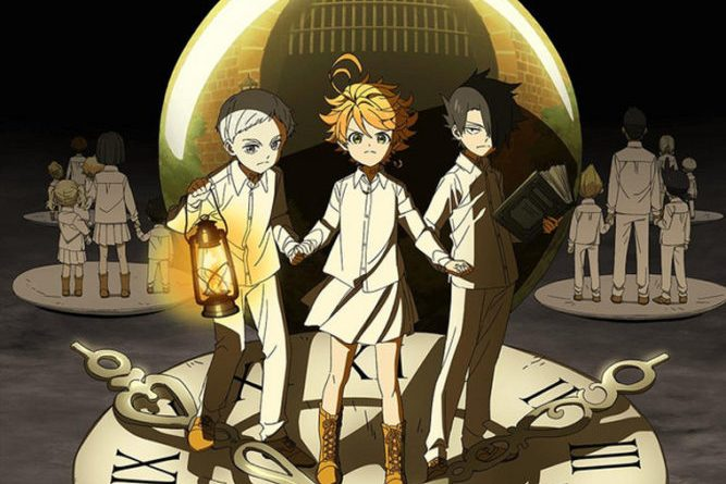 English Dub Review: The Promised Neverland
