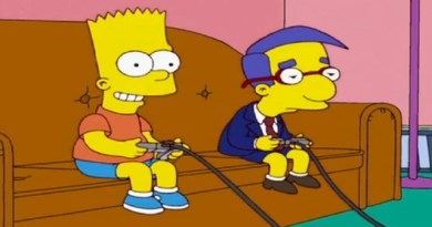 """A History of """"The Simpsons"""" in Video Games"""