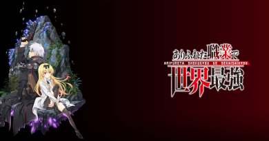 """English Dub Review: Arifureta: From Commonplace to World's Strongest """"Reunion with the Past"""""""