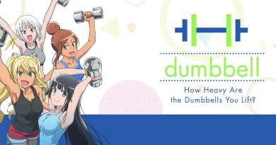 """English Dub Review: How Heavy Are the Dumbbells You Lift? """"Do You Like Christmas?"""""""